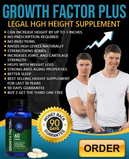 Growth Factor Plus Benefits