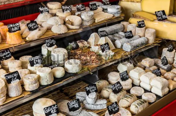French Cheeses Taxes