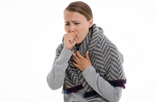 Person With Cold