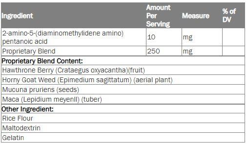 Somatropinne Ingredients